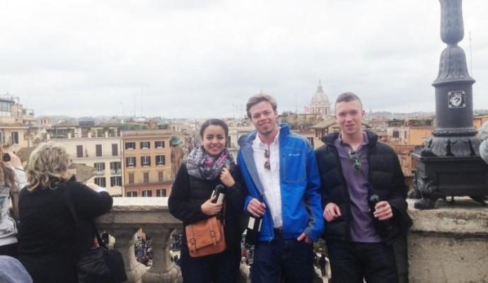 Exploring Europe