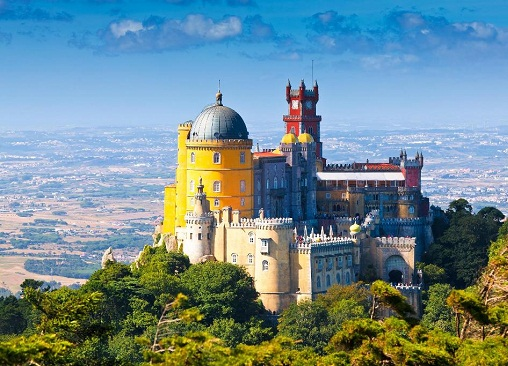 Lisbon, the Capital on the Coast of Europe