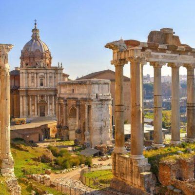 Ideas For A Roman Adventure