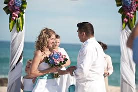 Traveling For The Perfect Beach Wedding