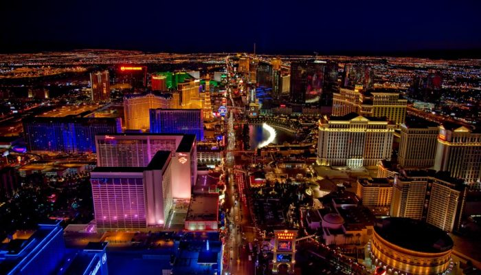 Five Recreational Activities To Do While In Las Vegas